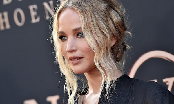Gravações de 'Don't Look Up' são interrompidas após acidente envolvendo Jennifer Lawrence