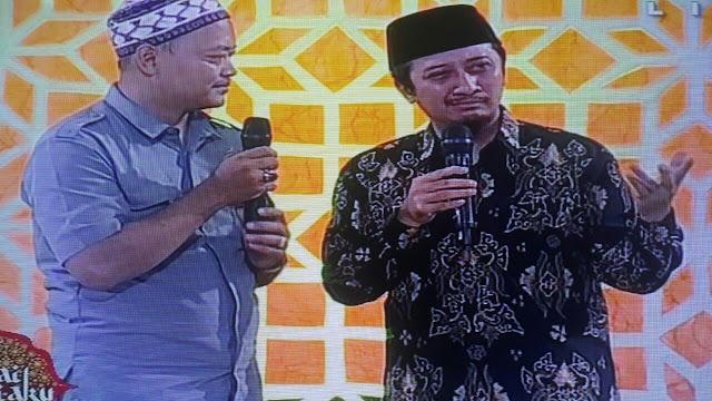 Sore Ini Ustadz Yusuf Mansur menangis saat siaran langsung di TV One, Ternyata Ini Penyebabnya