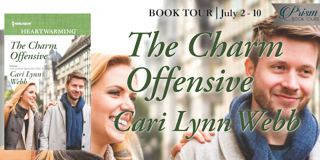 The Charm Offensive by Cari Lynn Webb – Guest Post