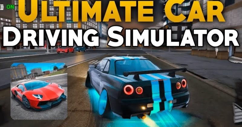 Ultimate Car Driving Simulator Mod