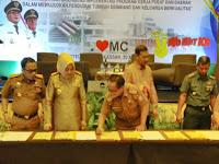 Kepala Dinas Pendidikan Kota Makassar hadiri Rakerda Kependudukan