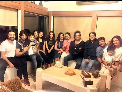 Shraddha-Kapoor-celebrate-pre-birthday-family