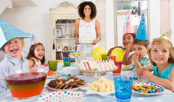 Cómo organizar una fiesta de cumpleaños sin que te de un mini infarto