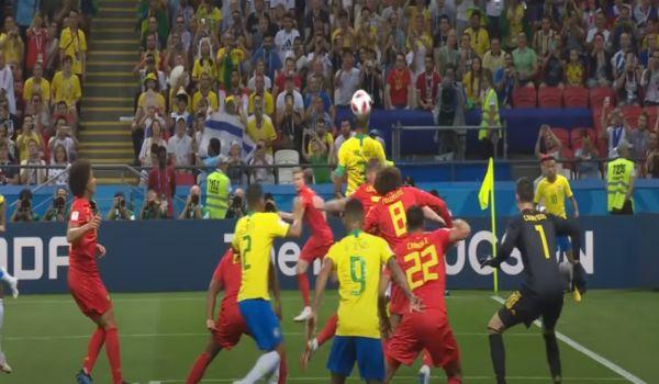 بلجيكا إلى نصف نهائي كأس العالم 2018 بالفوز على البرازيل 2-1