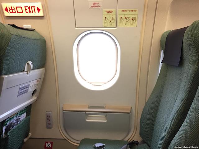 NH573エコノミークラス座席 NH573-Economyclass-seat2