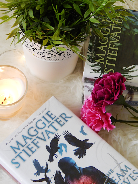 The Dream Thieves No Spoiler Book Review | sprinkledpages