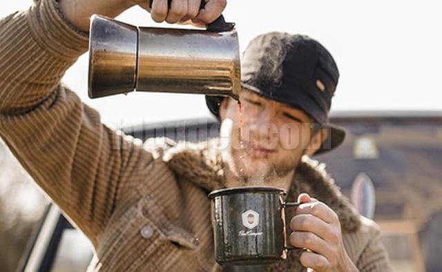 Cara membuat kopi bunn yang enak