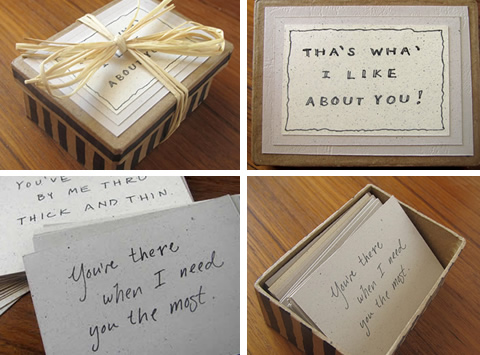 what to give a geek: A simple, meaningful, DIY gift