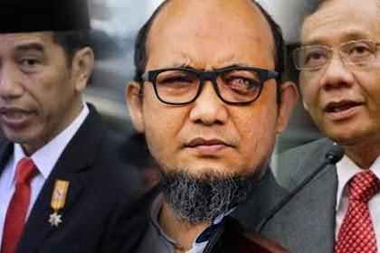 Soal HAM, Amnesty: Pernyataan Mahfud Menyimpang dari Fakta