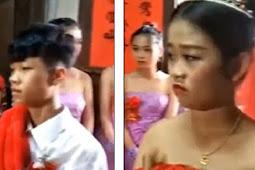 Miris, Anak 13 Tahun Dinikahkan dalam Keadaan Hamil