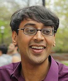 Dr. Manjul Bhargava, Professor