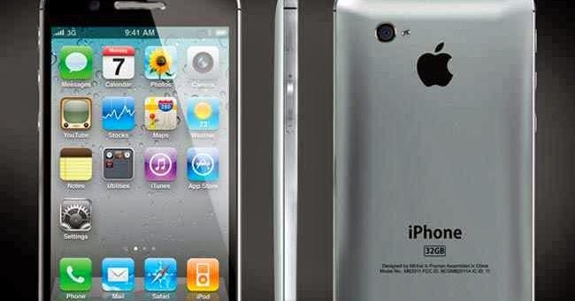 Harga IPhone 5 Terbaru Mei 2014