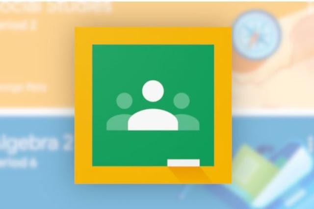 Google Classroom Mendadak Populer di Playstore