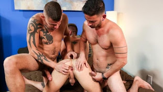 My Husbands Big Cock – Jace Chambers, Conner Mason & Cesar Rossi