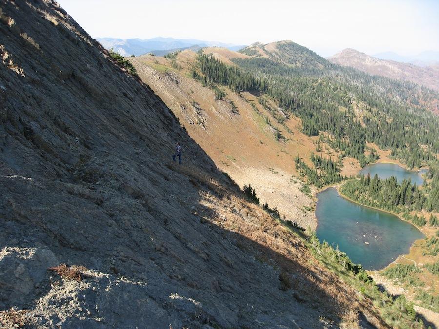Glacier Jewel Basin Hike To Mt Aeneas Bigfork Montana