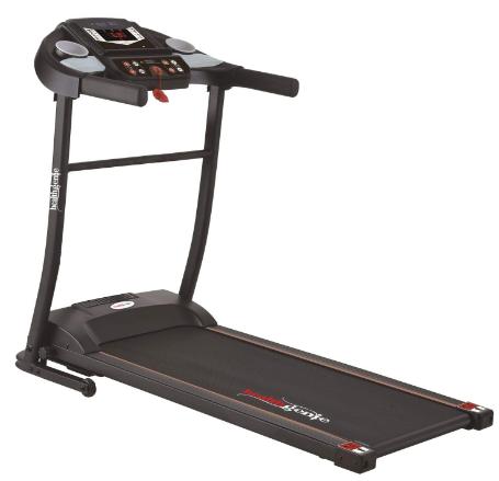 Healthgenie 3911M 2.5 HP Peak Motorized Treadmill for Home Use & Fitness Enthusiast.