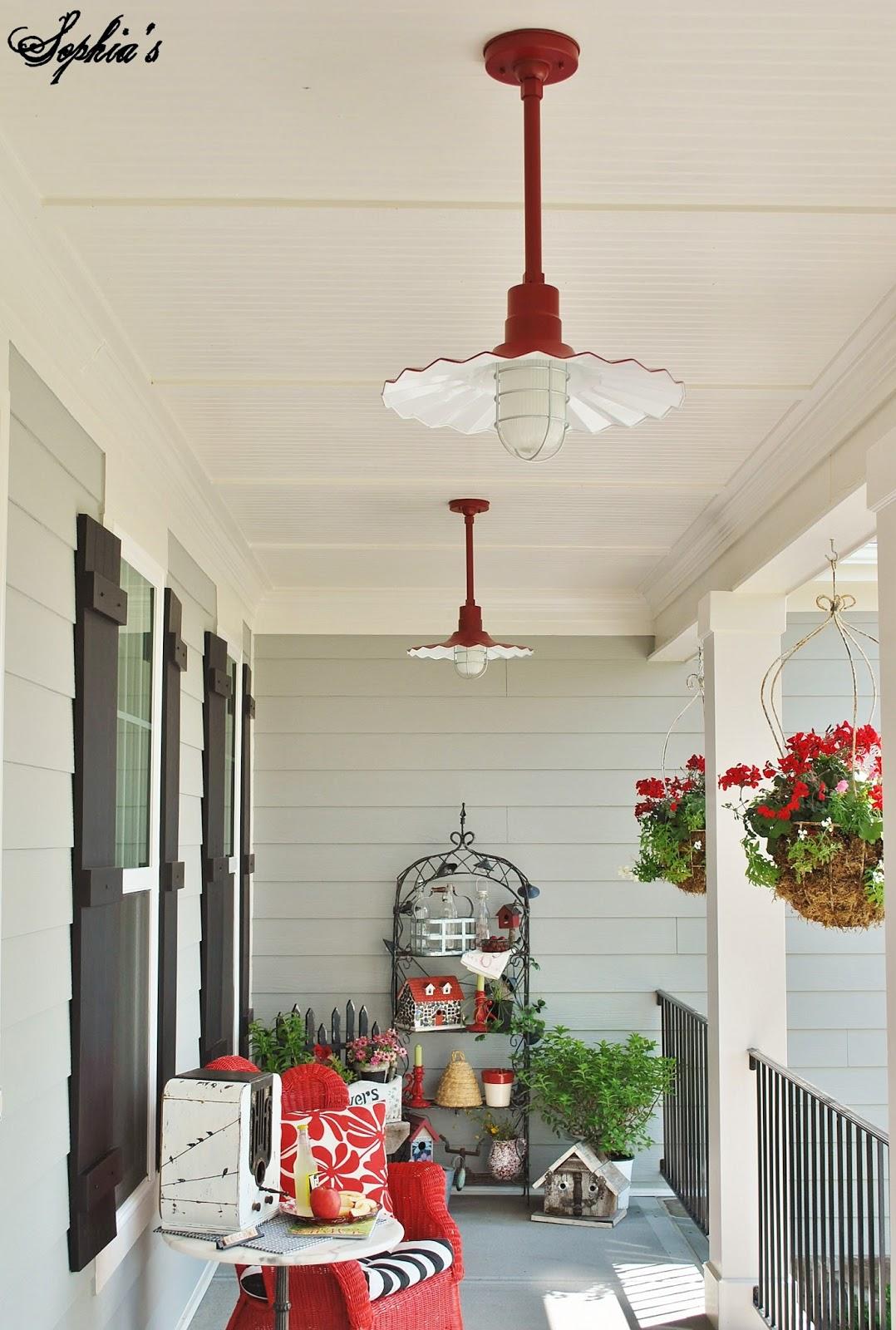 title   farmhouse porch lights