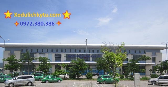 Taxi sân bay Chu Lai giá rẻ