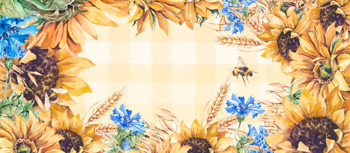Sunflower Facebook Cover Photo