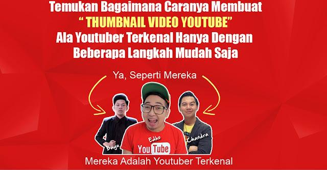 Panduan Rahasia Menjado  Youtuber Millenial Thumbnail