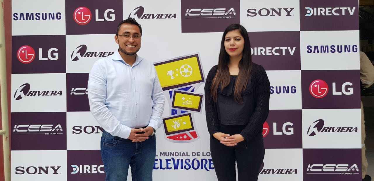 El mundial de los televisores estuvo presente en Quito y Guayaquil