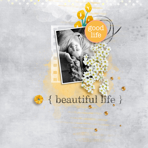good life © sylvia • sro 2019 • this beautiful life by lara's digi world