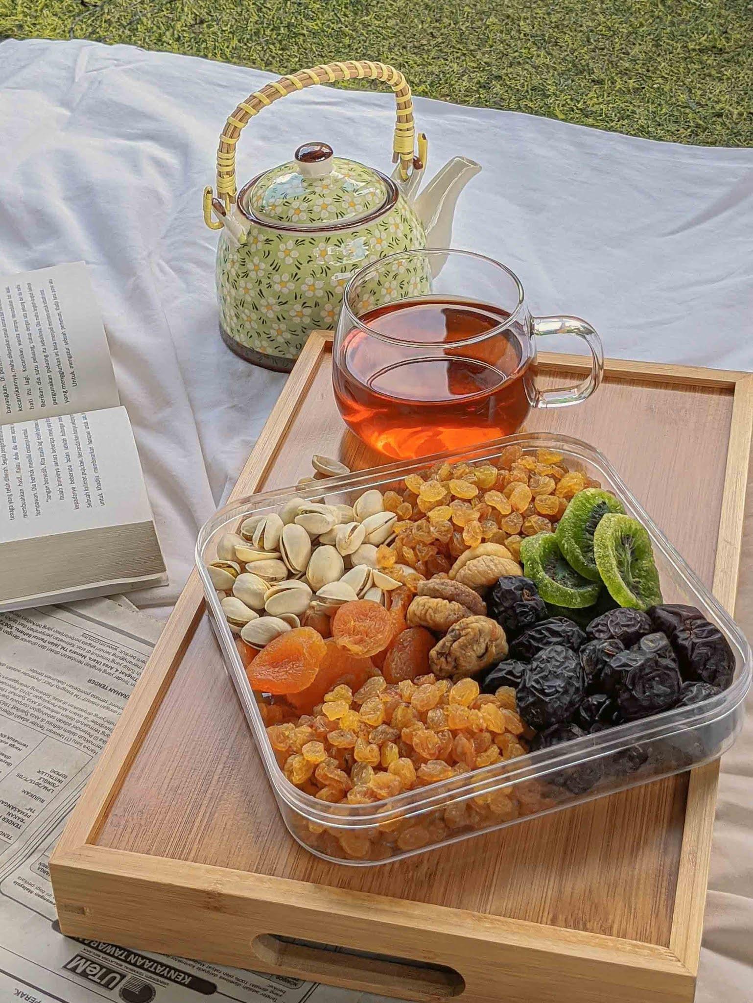 Beli Makanan Sunnah Mix Dry Food dan Dapatkan Voucher RM300 Kembara Sufi Travel Tours