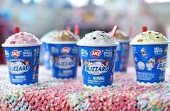 Куклы-сюрпризы в мороженом DQ Lil' Blizzard Friends