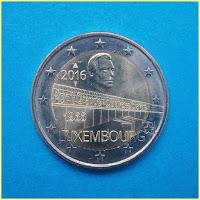 Luxemburgo 2016 Puente Gran Duquesa Charlotte