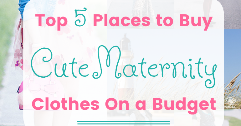 2b91d3dfa8 A Glad Diary: Top 5 Places to Buy Cute Maternity Clothes On a Budget