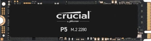 Review Crucial P5 1TB 3D NAND NVMe Internal SSD