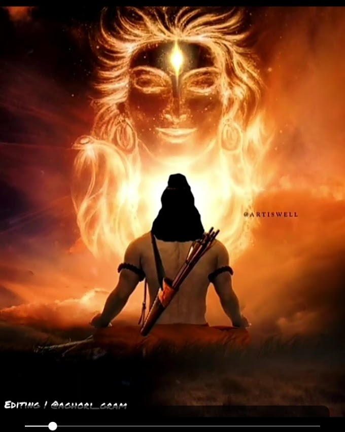 Lord Shiv Shankar Whatsapp Status Video Direct Download
