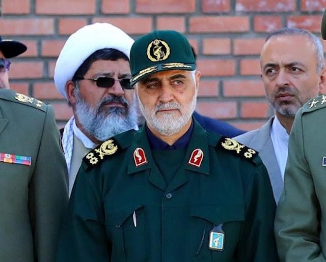 Το Εκτεινόμενο Αποτύπωμα της Τεχεράνης στη Μέση Ανατολή