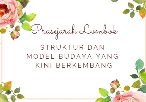 asal sejarah gumi sasak lombok