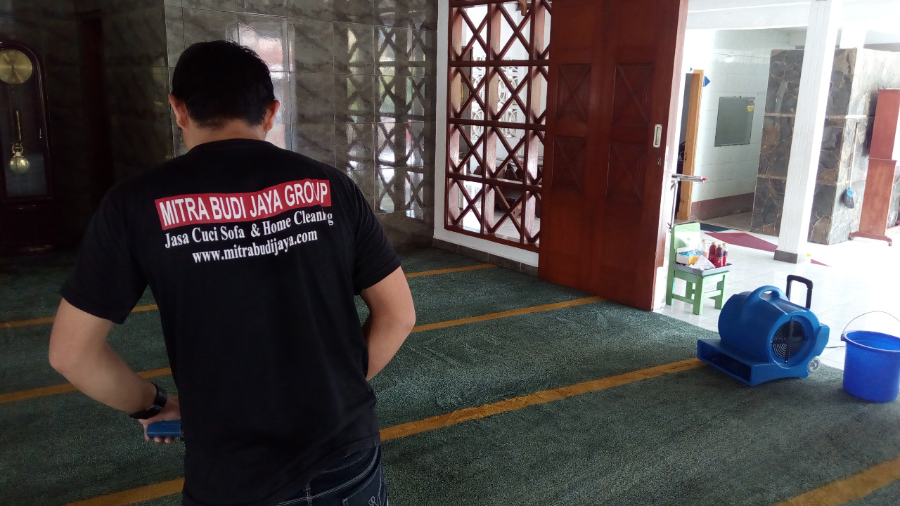 Jasa Cuci Karpet Kantor Jakarta Timur yang Ekonomis dan Nyaman