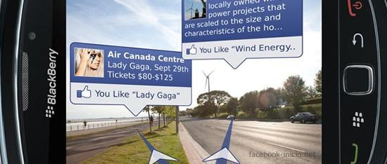 Facebook en las realidades virtual y aumentada