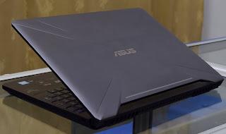 Laptop Gaming ASUS TUF FX505GE Double VGA