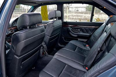 Interior Kabin BMW E38 Seri-7
