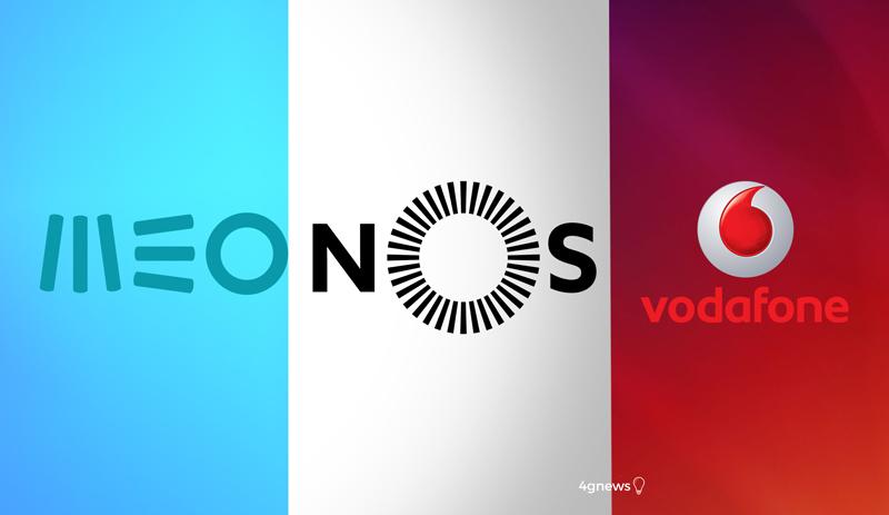 Operadores de Portugal: Meo, Vodafone, NOS y Nowo