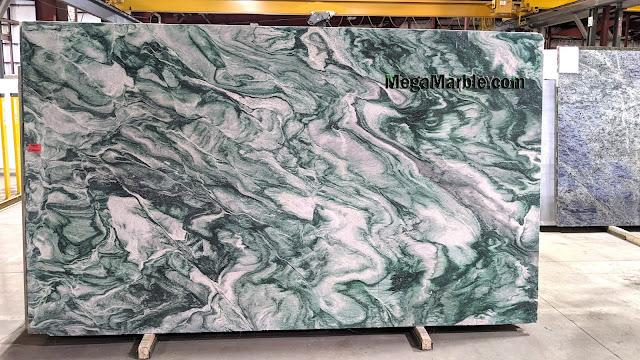 Verde Lapponia Green Quartzite