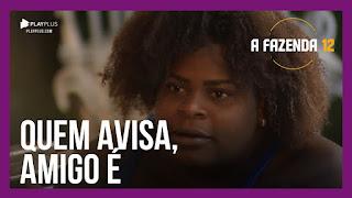 """A Fazenda 12 – Mirella diz à Stéfani que salvará Raissa – Lyon deixa Carol com medo – """"Não compre briga de ninguém"""", diz Jojo para Mirella"""
