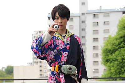 Kamen Rider Ghost's Shun Nishime Departs From His Agency