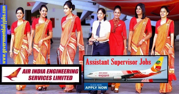 AIESL Recruitment 2019 for 170 Assistant Supervisor Posts, Apply Online