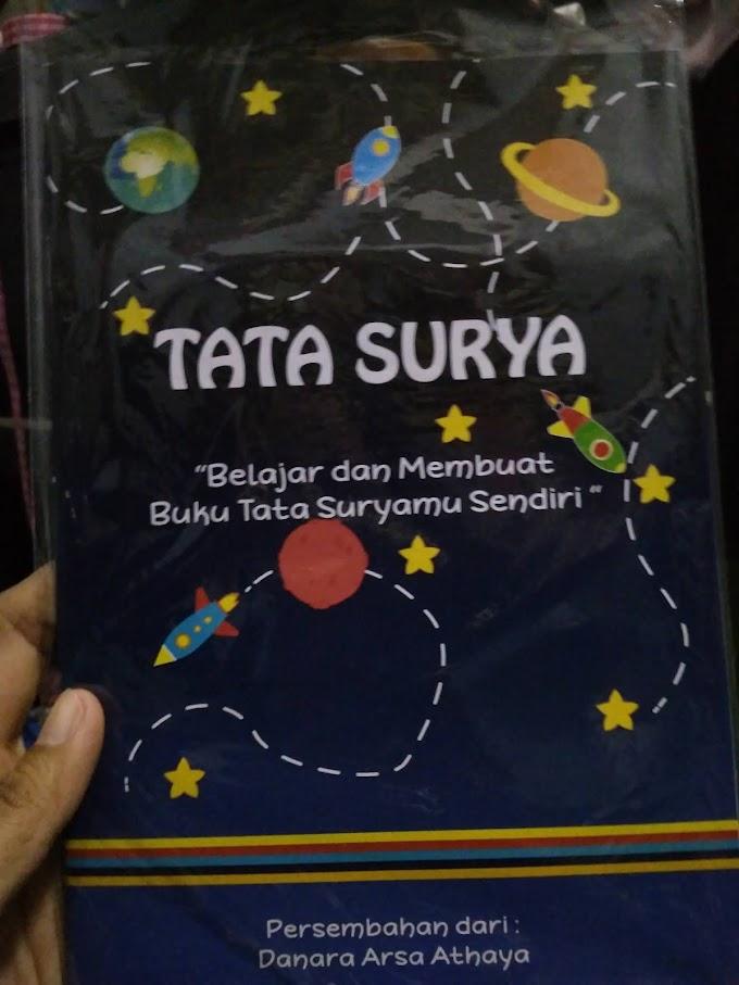 BUKU TATA SURYA