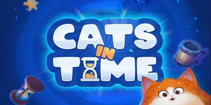 Cats in Time هي لعبة ألغاز إستراتيجية من PINE STUDIO. القطط هي لعبة لطيفة غير مسبوقة مع الشخصية الرئيسية