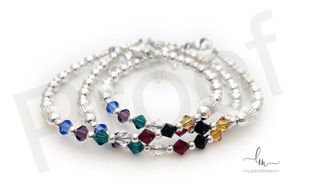 Salvation Bracelets with Charms