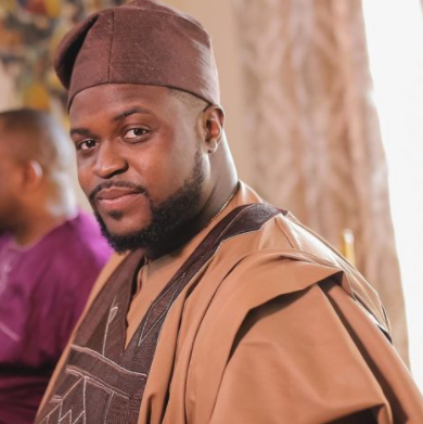 You're a lame if you take back the gift you gave someone - Singer Davido's brother, Adewale Adeleke