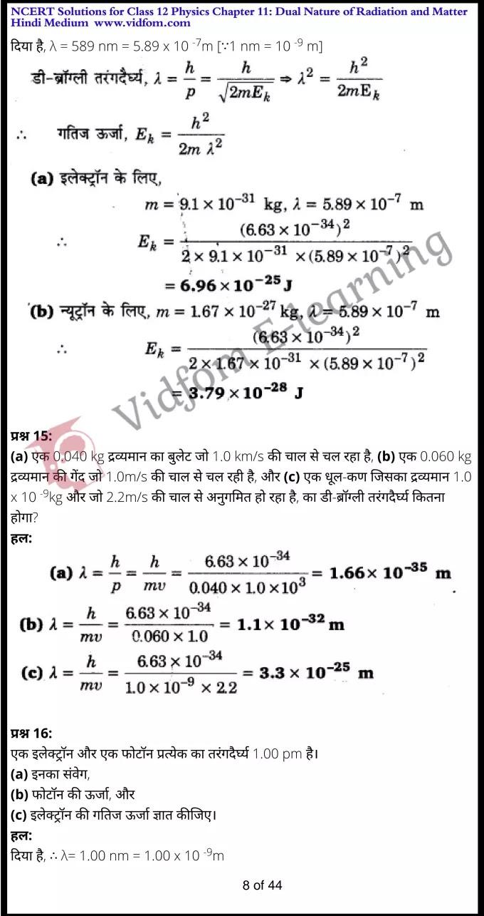 class 12 physics chapter 11 light hindi medium 8