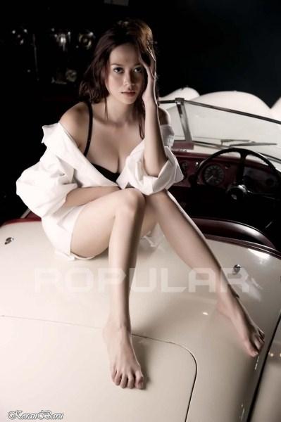 Foto sexy aura kasih yang hot cantik jelita