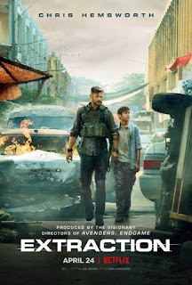 Extraction (2020) Full Movie In Hindi Dual Audio 720p HDRip
